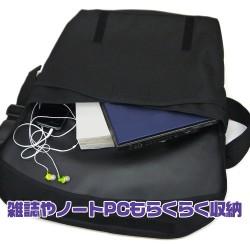 ソードアート・オンライン/ソードアート・オンラインII/GGOキリト メッセンジャーバッグ