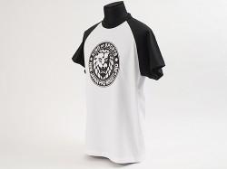 新日本プロレスリング/新日本プロレスリング/ライオンマークTシャツ/半袖ラグラン