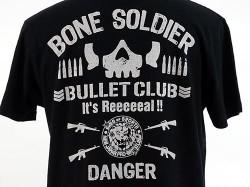 新日本プロレスリング/新日本プロレスリング/BULLET CLUB「It's Real!!」Tシャツ