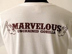 新日本プロレスリング/新日本プロレスリング/真壁刀義「SKULL FIRE MARVELOUS」Tシャツ
