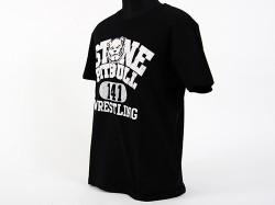 新日本プロレスリング/新日本プロレスリング/石井智宏「レスリングピットブル」Tシャツ