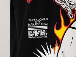 新日本プロレスリング/新日本プロレスリング/キン肉マンコラボDX 真壁刀義×バッファローマン「KING KONG KNEE DROP」Tシャツ