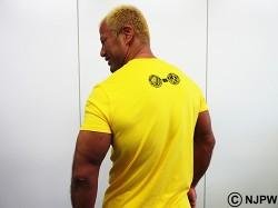 新日本プロレスリング/新日本プロレスリング/キン肉マンコラボ 本間朋晃×カレクックTシャツ