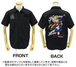 きんいろモザイク/ハロー!!きんいろモザイク/★限定★九条カレン刺繍ワークシャツ