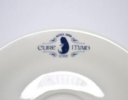 CURE MAID CAFE'/CURE MAID CAFE'/CURE MAID CAFE'ティーカップ&ソーサー リニューアルバージョン