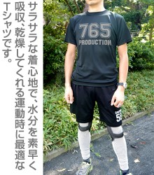 THE IDOLM@STER/THE IDOLM@STER/765PROドライTシャツ