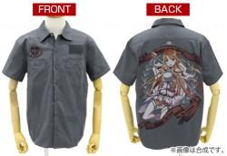 ソードアート・オンライン/ソードアート・オンライン/閃光のアスナ フルカラーワークシャツ
