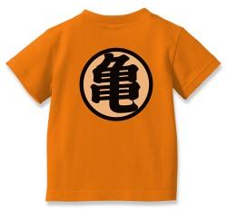 ドラゴンボール/ドラゴンボールZ/亀キッズTシャツ