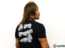 新日本プロレスリング/新日本プロレスリング/内藤哲也×ロス・インゴベルナブレスTシャツ