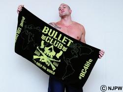 新日本プロレスリング/新日本プロレスリング/BULLET CLUB バスタオル