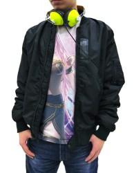 巡音ルカ/巡音ルカ V4X/巡音ルカ V4X フルグラフィックTシャツ