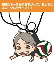 ハイキュー!!/ハイキュー!!/菅原孝支つままれキーホルダー