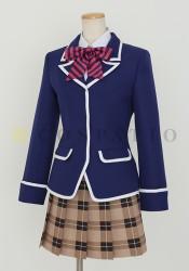 食戟のソーマ/食戟のソーマ/遠月茶寮料理學園女子制服 ジャケットセット