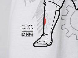 新日本プロレスリング/新日本プロレスリング/キン肉マンコラボ KUSHIDA×ウォッチマンTシャツ
