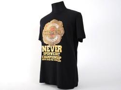 新日本プロレスリング/新日本プロレスリング/NEVER無差別級ベルトTシャツ