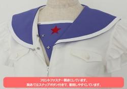 がっこうぐらし!/がっこうぐらし!/巡ヶ丘学院高等学校女子制服 ジャケットセット青ver.