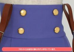 がっこうぐらし!/がっこうぐらし!/巡ヶ丘学院高等学校女子制服 スカートセット青ver.