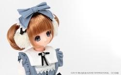 AZONE/えっくす☆きゅーと/【SALE】えっくす☆きゅーと ふぁみりー おとぎの国/小さなメイド ちさ POD014-OLC