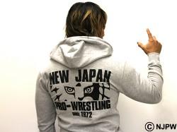 新日本プロレスリング/新日本プロレスリング/ライオンマーク パーカー