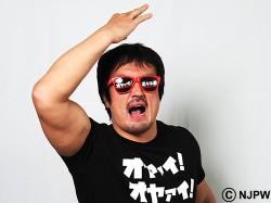 新日本プロレスリング/新日本プロレスリング/田口隆祐 応援サングラス「オヤァイ!」