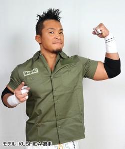 新日本プロレスリング/新日本プロレスリング/ライオンマーク ワッペンベースワークシャツ