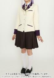 Angel Beats!/Angel Beats!-1st beat-/天上学園 女子制服スカート 天使(立華かなで)Ver.