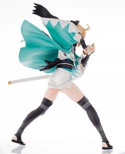 Fate/Fate/Grand Order/セイバー/沖田総司 1/7 ABS&PVC塗装済み完成品【再販】