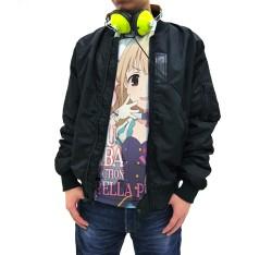 THE IDOLM@STER/アイドルマスター シンデレラガールズ/マイファーストスター!!双葉杏フルグラフィックTシャツ