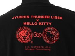 新日本プロレスリング/新日本プロレスリング/獣神サンダー・ライガー×ハローキティ コラボTシャツ