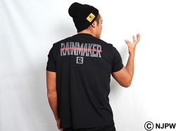 新日本プロレスリング/新日本プロレスリング/オカダ・カズチカ「RAINMAKER×RAINMAKER」Tシャツ