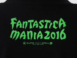 新日本プロレスリング/新日本プロレスリング/FANTASTICA MANIA 2016 大会記念Tシャツ