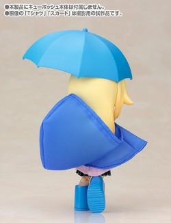 キューポッシュ/キューポッシュえくすとら/キューポッシュえくすとら 雨の日セット フィギュア用アクセサリー