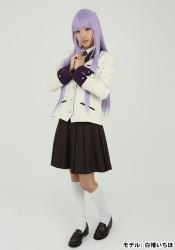 Angel Beats!/Angel Beats!-1st beat-/天上学園 女子制服ジャケットセット 天使(立華かなで)Ver.