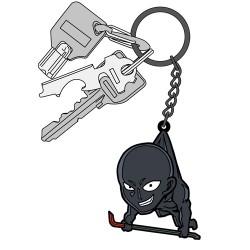 名探偵コナン/名探偵コナン/犯人 つままれキーホルダー