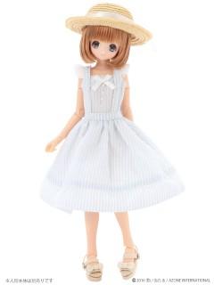 AZONE/Pureneemo Original Costume/POC371【1/6サイズドール用】PNS初夏の少女ワンピース