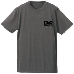 ONE PIECE/ワンピース/麦わらの一味タイポグラフィー ドライTシャツ