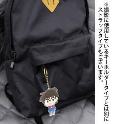 名探偵コナン/名探偵コナン/江戸川コナン アイロンビーズ風ストラップ