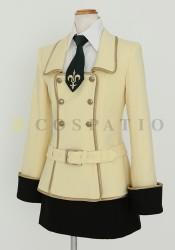 コードギアス 反逆のルルーシュ/コードギアス 反逆のルルーシュR2/アッシュフォード学園 女子制服ジャケットセット
