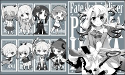 Fate/Fate/kaleid liner プリズマ☆イリヤ ドライ!!/Fate/kaleid liner プリズマ☆イリヤ ドライ!!グラス