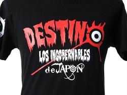 新日本プロレスリング/新日本プロレスリング/内藤哲也×L・I・J「DESTINO」Tシャツ
