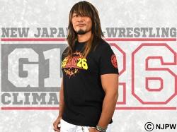 新日本プロレスリング/新日本プロレスリング/G1 CLIMAX 26 大会記念Tシャツ