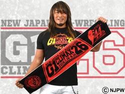 新日本プロレスリング/新日本プロレスリング/G1 CLIMAX 26 大会記念マフラータオル