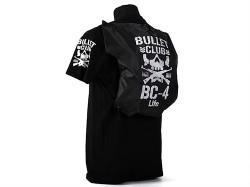 新日本プロレスリング/新日本プロレスリング/BULLET CLUB ナップサック(4life Tシャツ)