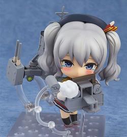 艦隊これくしょん -艦これ-/艦隊これくしょん -艦これ-/ねんどろいど 鹿島 ABS&PVC塗装済み可動フィギュア