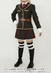 ハイスクール・フリート/ハイスクール・フリート/ヴィルヘルムスハーフェン海洋学校 幹部学生用制服ジャケットセット