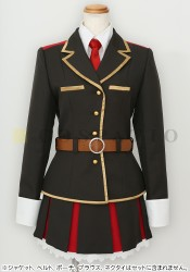 ハイスクール・フリート/ハイスクール・フリート/ヴィルヘルムスハーフェン海洋学校 幹部学生用制服スカート