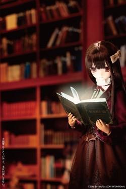 AZONE/ブラックレイヴンシリーズ/ブラックレイヴンシリーズ リリア/トラディショナルグリモワール ~少女の綴る物語~ AOD502-LTG