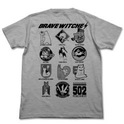 ストライクウィッチーズ/ブレイブウィッチーズ/ブレイブウィッチーズTシャツ