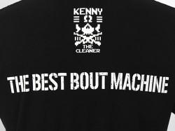 新日本プロレスリング/新日本プロレスリング/ケニー・オメガ×BULLET CLUB Tシャツ(GOOD BYE & GOOD NIGHT)