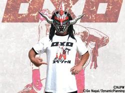 新日本プロレスリング/新日本プロレスリング/獣神サンダー・ライガー「真・ロメロスペシャル」Tシャツ